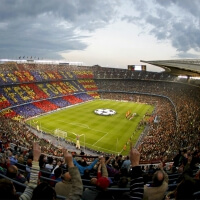 Stag Football Tickets in Barcelona