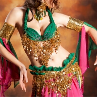 Birthday Belly Dancing in Birmingham
