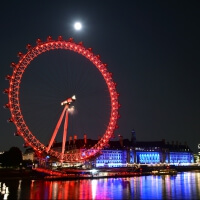 Birthday London Eye