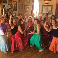 Birthday Bollywood Dancing Activities