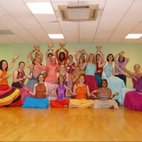 Party Bollywood Dancing Activities