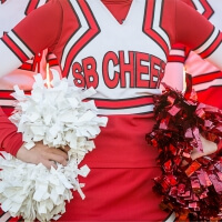 Birthday Cheerleading