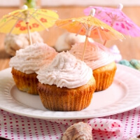 Birthday Cupcakes and Cocktail in Birmingham