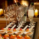 Hen Finger Food and Fizz in London