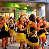 Party Flash Mob Dance in Birmingham