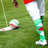 Birthday Foot Golf