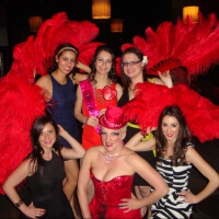 Hen Burlesque Dance Activities