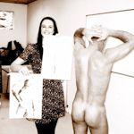 Party Nude Life Drawing in Bath
