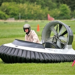 Birthday Hovercrafting