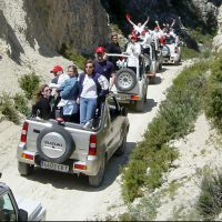 Stag 4x4 Off Road in Benidorm