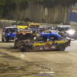 Birthday Stock Car Evening