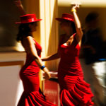 Flamenco Girls in Madrid
