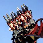 Thorpe Park Thrills in Reading