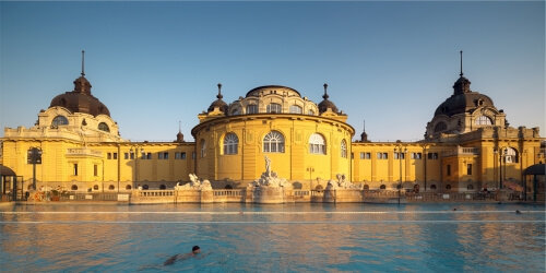 Budapest Birthday Activities Thermal Baths