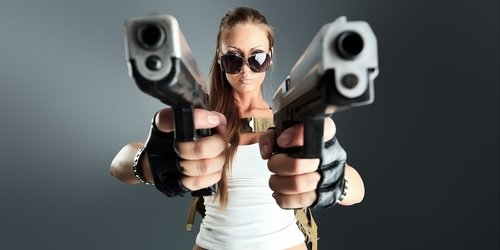 Brno Stag Guns and Girls Package Deal