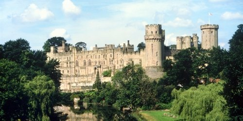 Birmingham Birthday Warwick Castle Package Deal