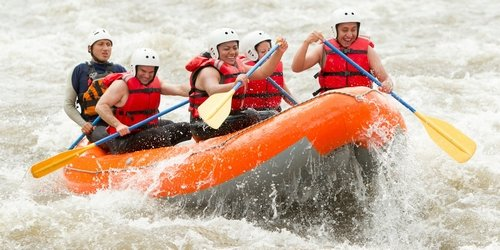 Cardiff Stag Rapid Rip Ride Package Deal