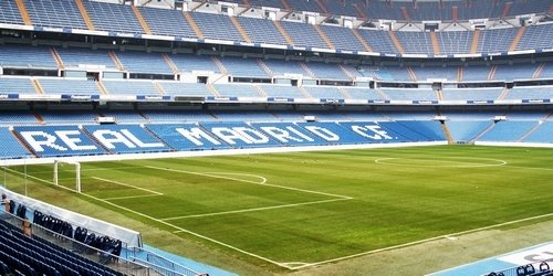 Madrid Birthday Stadium Tour and Match Ticket Package Deal