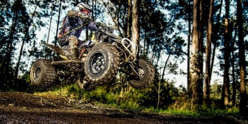 Newquay Party Extreme Quad Bikes Package Deal
