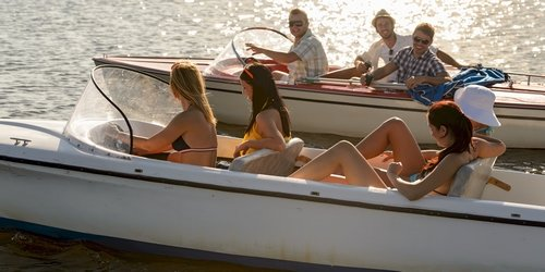Norwich Birthday Boating and Clubbing Package Deal