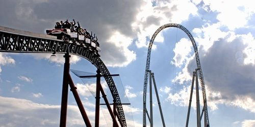 Reading Party Thorpe Park Thrills Package Deal