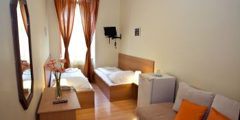 Brno Stag 3 Star Central hotel B&B