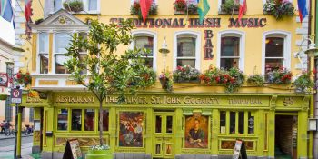 Dublin Party Best on Budget hotel B&B