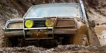 Nottingham Stag Activities 4x4 Off Road