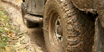 Nottingham Birthday Activities 4x4 Off Road