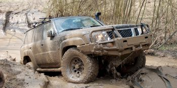 Krakow Party Activities 4x4 Off Road