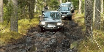 Riga Stag Activities 4x4 Off Road
