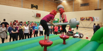 Liverpool Hen Activities Indoor Games