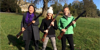 Liverpool Hen Activities Clay Pigeon Shooting