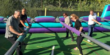 Nottingham Hen Activities Human Table Football