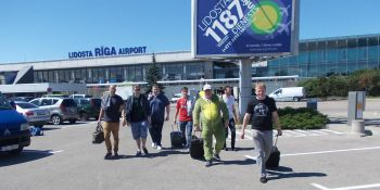 Riga Birthday Activities Return Airport Transfers