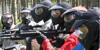 Nottingham Stag Activities Airsoft