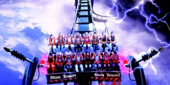 Alton Towers Party Activities Theme Park Tickets