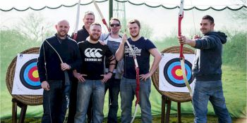 Bath Stag Activities Archery