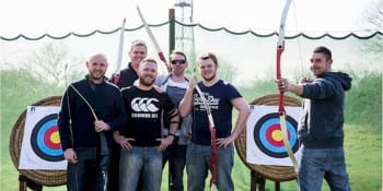 Brighton Stag Activities Archery