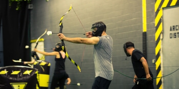 Dublin Stag Activities Combat Archery