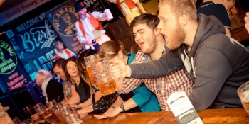 Liverpool Party Activities Oompah Night