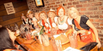 Leeds Hen Activities Oompah Night