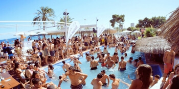Stag Activities Beach Club