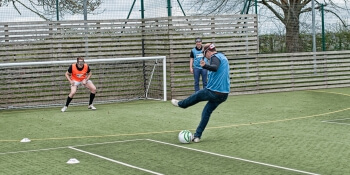 Glasgow Party Activities Beer Goggle Football