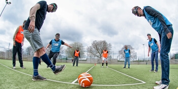 Nottingham Birthday Activities Beer Goggle Football