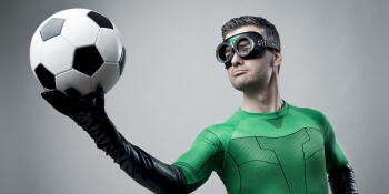 Leicester Stag Activities Beer Goggle Football