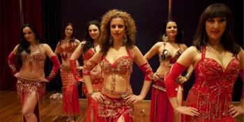 Liverpool Hen Activities Belly Dancing