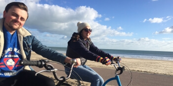 Bournemouth Birthday Activities Bike Tour