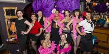 Birthday Activities Burlesque Dance