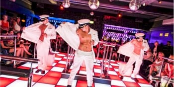 Party Activities Dreamboys Show